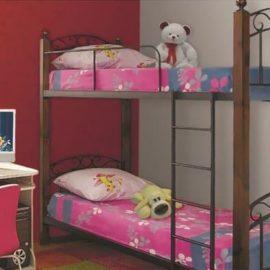 """Детская двухъярусная кровать """"Дуэт"""""""