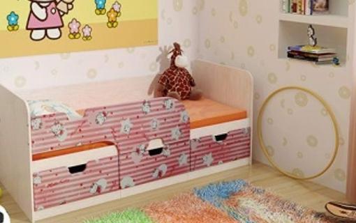 """Кровать детская """"Минима"""" (1892х770х850)"""