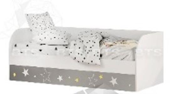 """""""Трио"""" Кровать детская (с подъёмным механизмом) КРП-01"""