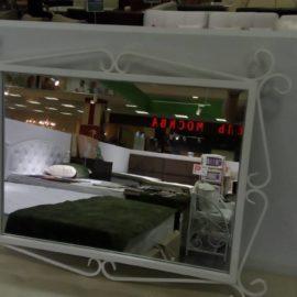Зеркало кованное